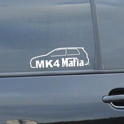 Sticker_Golf_MK4_Mafia