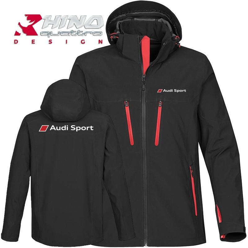 Softshell Audi Sport noire pour homme AchatVente   Audi