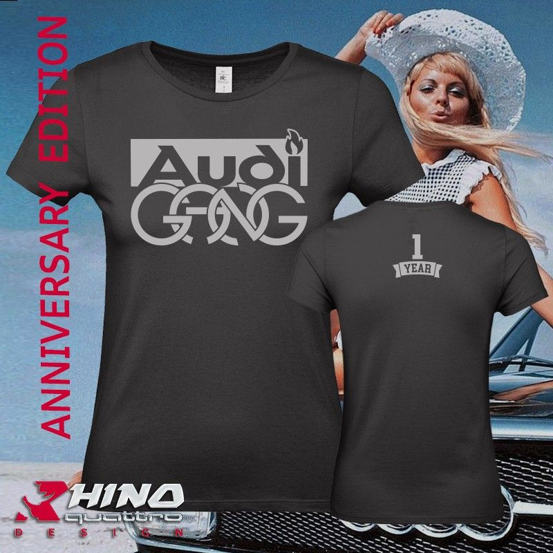 T-Shirt_Anniversary_Audi-GANG_Black_Woman