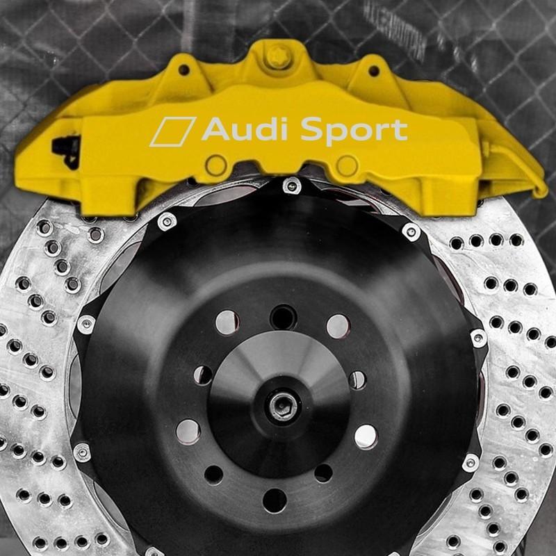 Audi-Sport-Caliper-Silver