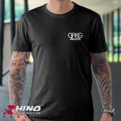 T-Shirt_Audi-GANG_Black