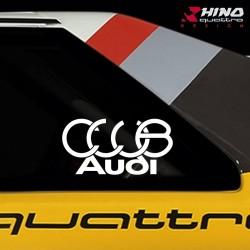 Sticker-CLUB-Audi