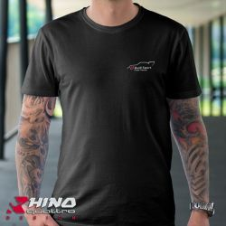 T-Shirt-Black-Audi-Sport-Club-France