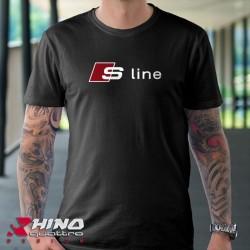 T-Shirt_Audi_Sline_Black