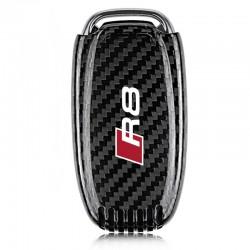 R8-4S-Car-Key-Shell-Carbone