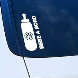 Sticker-Bébé_à_Bord-VW-Biberon