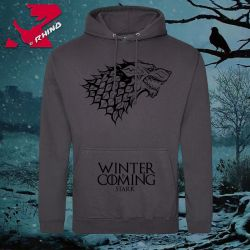 JH001-StormGrey_Game of Thrones - Winter is Coming