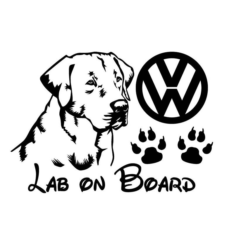 Labrador_sticker_noir