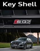 Coques Clés Audi SQ7